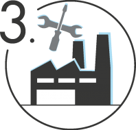 DONATH Kunststoff Made in Germany - Symbol